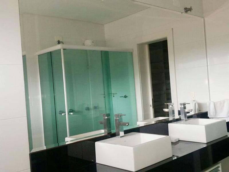 Espelhos em Vidro - Capital Glass